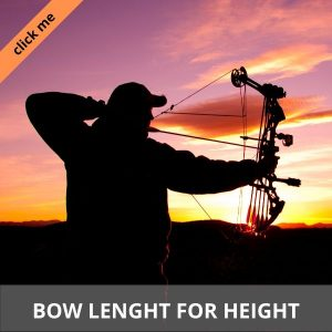 bow lenght for height hp